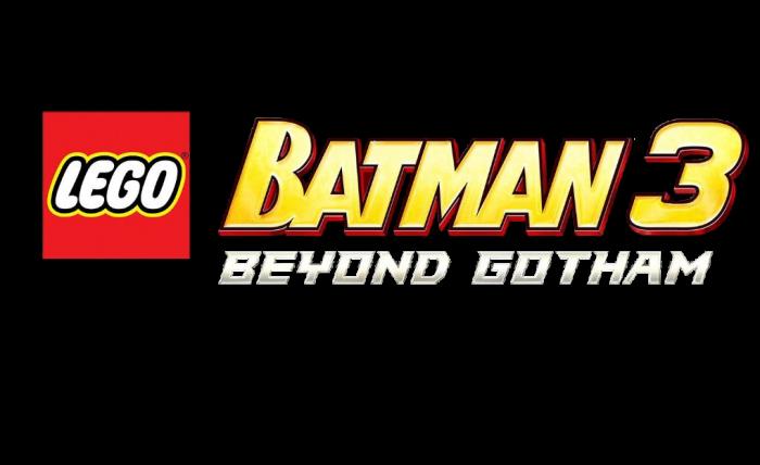Logo Lego Batman 3 Beyond Gotham