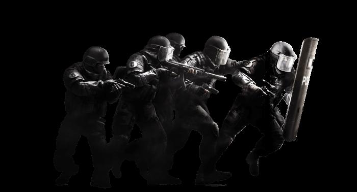 Rainbow Six Siege Stats