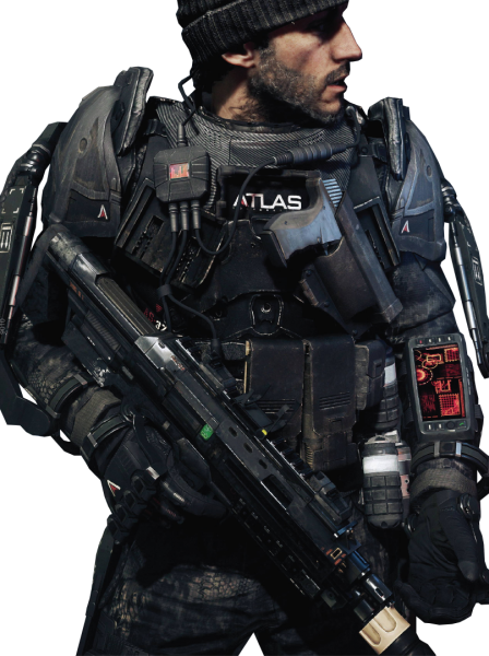 Call of Duty: Advanced Warfare render