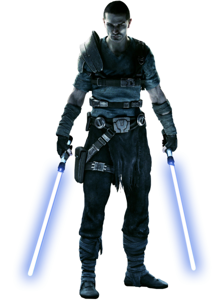 Star Wars The Force Unleashed 2 render