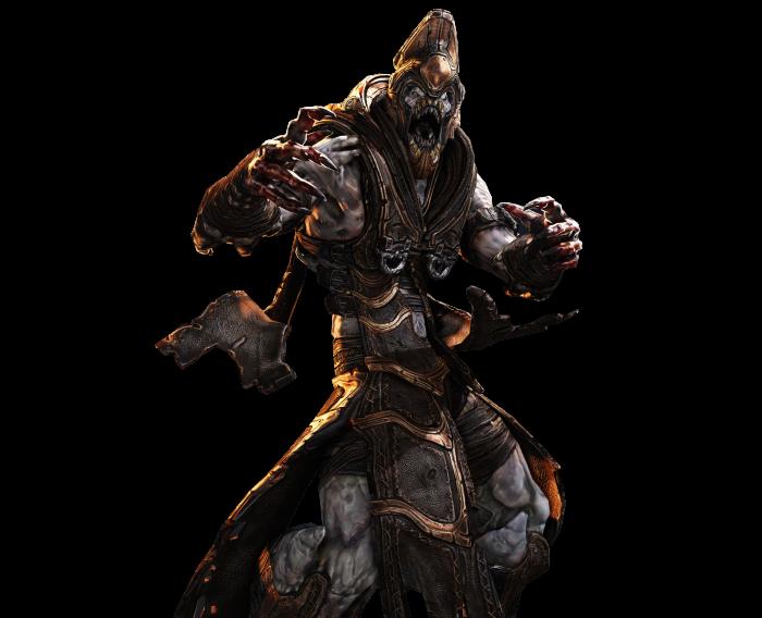 Gears Of War 3 Render