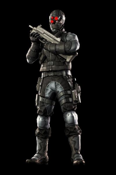 Tom Clancy S Splinter Cell Convection Render