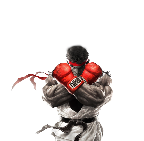 Street Fighter V Render