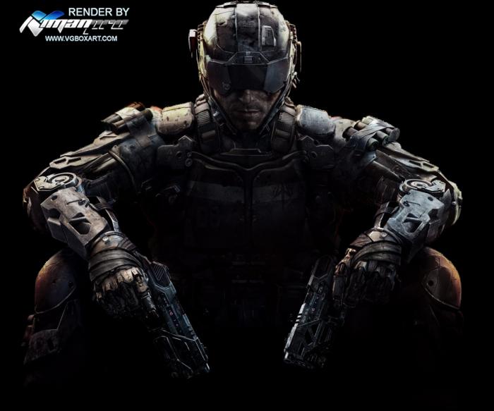 Call of Duty: Black Ops III render