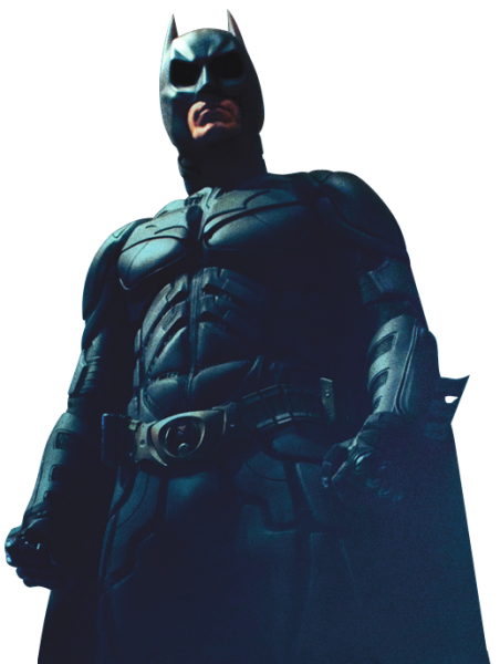The Dark Knight render