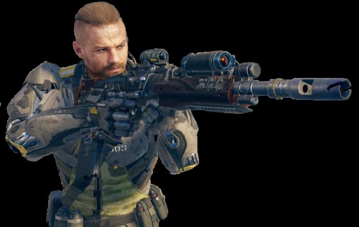 Call Of Duty Black Ops Iii Render