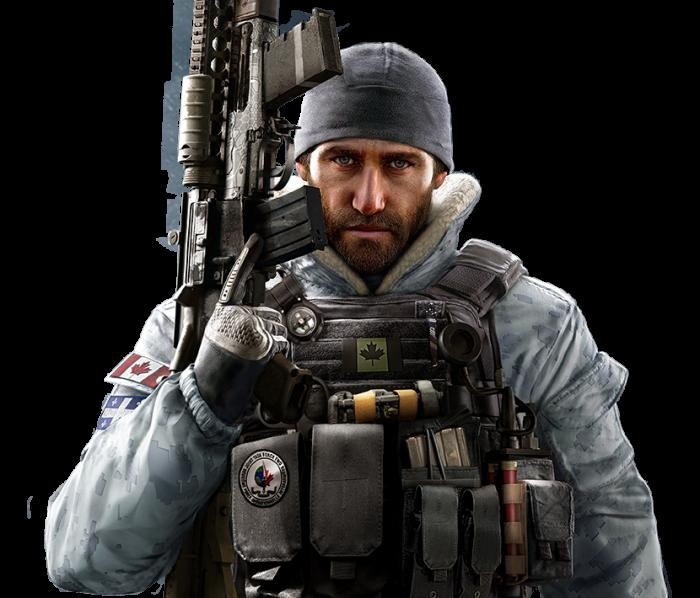 Tom Clancys Rainbow Six: Siege render