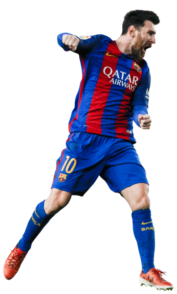 FIFA and PES 2018 render