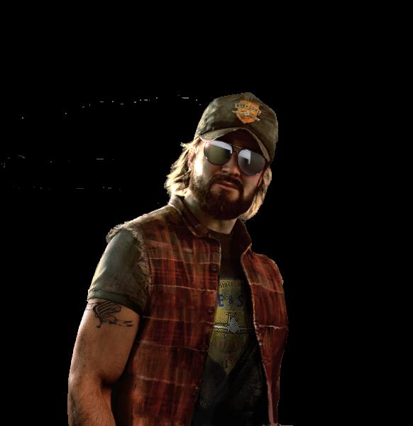 Far Cry 5 render
