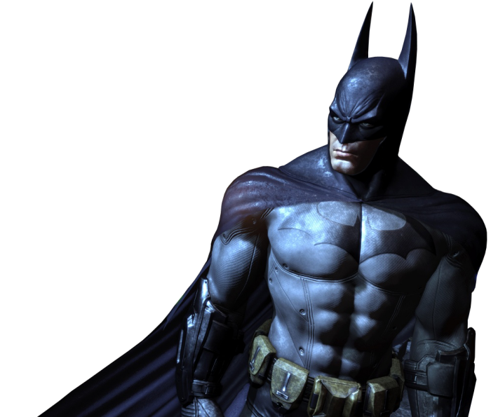 Batman: Arkham City render