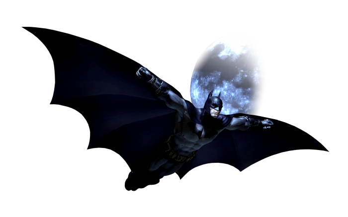 Batman Arkham City Render