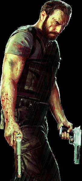 Max Payne 3 Render