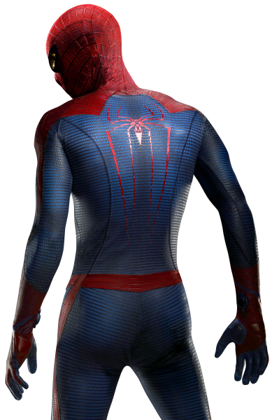 The Amazing Spider Man Render