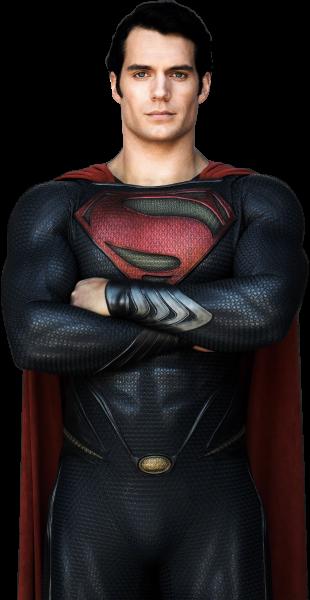 Man Of Steel Render
