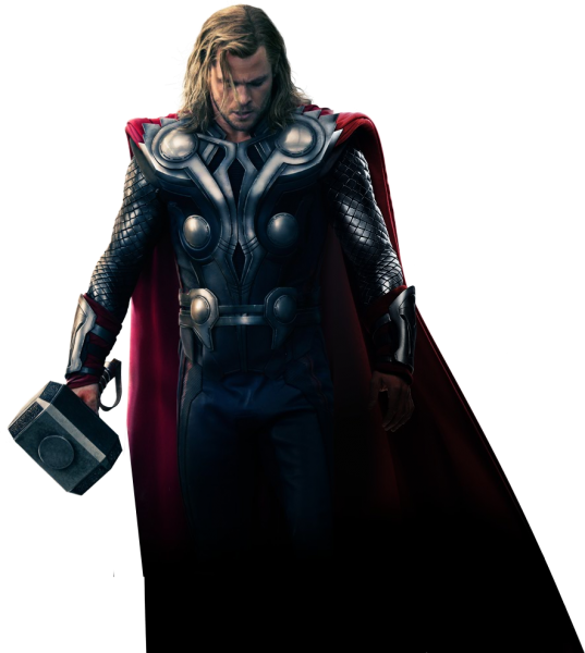 Thor: The Dark World render