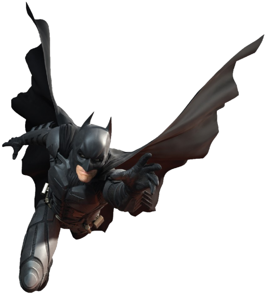 The Dark Knight Rises render