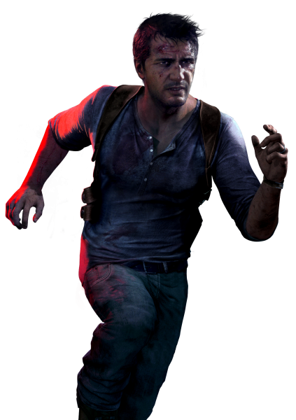 Render » Uncharted 4: A Thief's EndXbox One Transparent