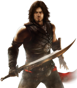 Prince Of Persia The Forgotten Sands Render