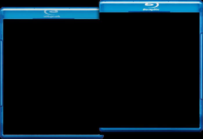 Bluray 3D Case template