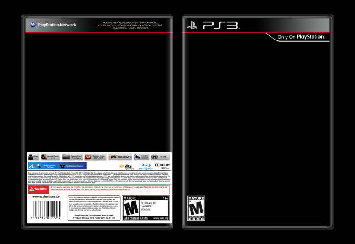 ps3 game box template image search results