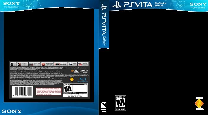 playstation vita template