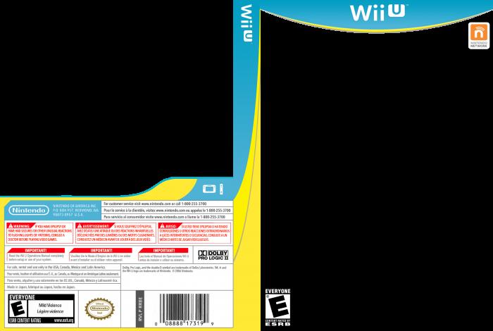 Wii U template