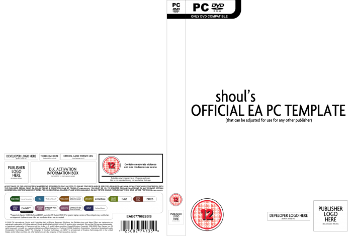 ea pc template 2011 template