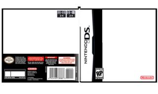 Nintendo Ds Template