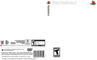 Ps2 Cover Template