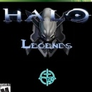 HALO Legends Box Art Cover