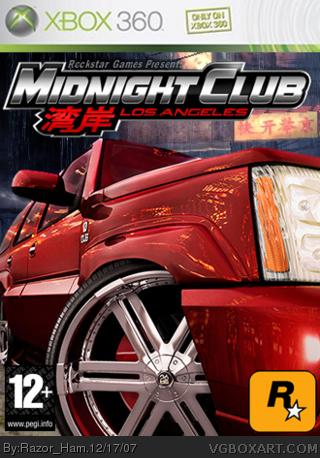 midnight club xbox one