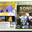 Sonic The Hedgehog Unleashed Box Art Cover