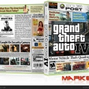Grand Theft Auto IV Box Art Cover