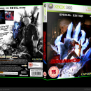 Devil May Cry 4: Limited Edition Box Art Cover