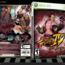 Street FIghter IV: Dan Edition Box Art Cover