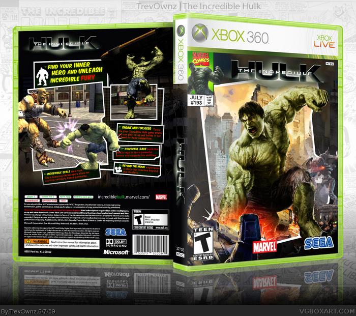 Permalink to The Incredible Hulk Pc Game No Cd