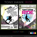 Tony Hawk: RIDE Box Art Cover