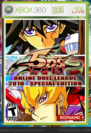 Yu gi oh xbox one legacy of the duelist