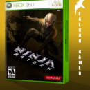Ninja Raiden Box Art Cover