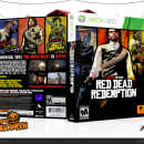 Red Dead Redemtion: Special Edition Box Art Cover