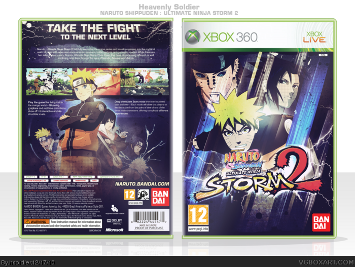 download game naruto ultimate ninja storm 2 android