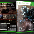 Halo 3 ODST Box Art Cover