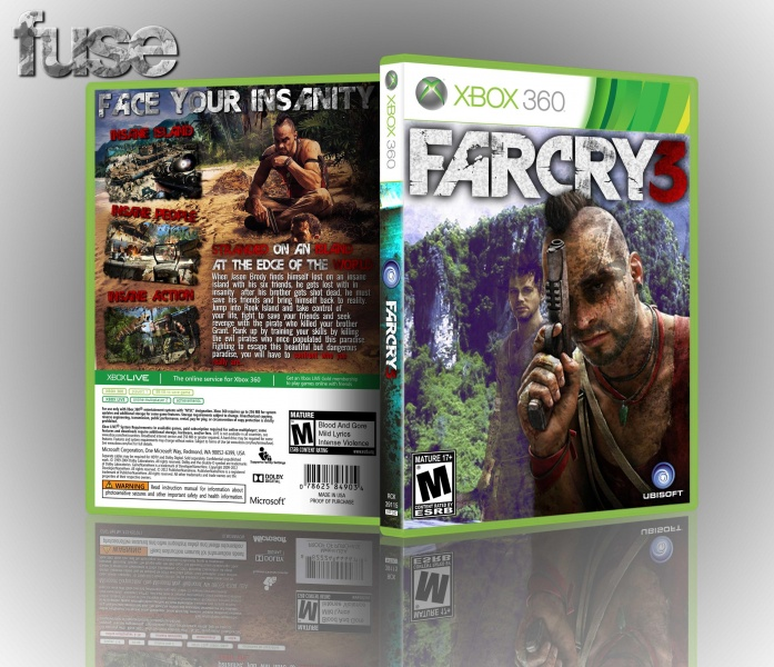53985-far-cry-3 Xbox Lost Fuse Puzzles on