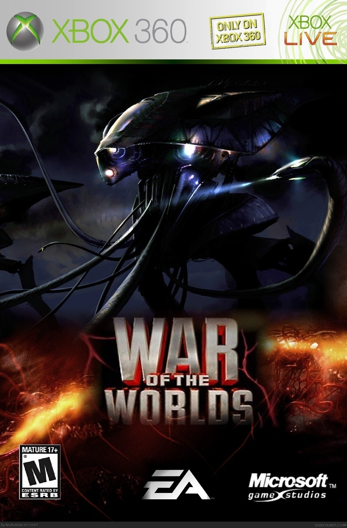 war of the worlds pdf