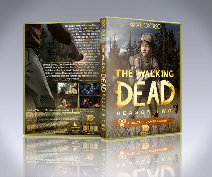 The walking dead video game wikipedia