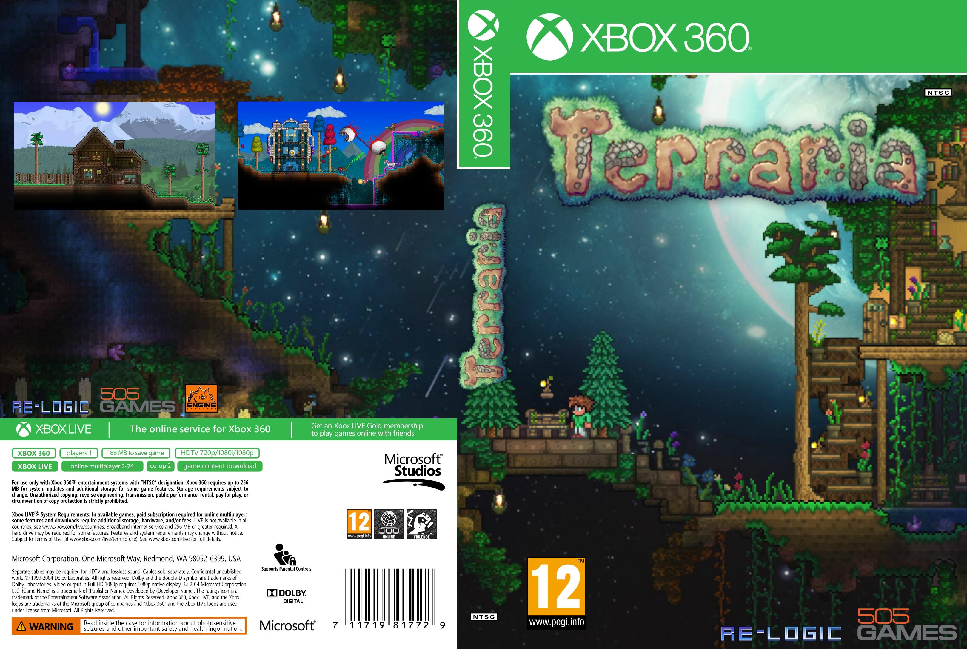 Terraria Box