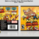 Mario vs. Donkey Kong: Mini-Land Mayhem! Box Art Cover