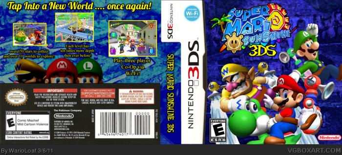 Group Of Download Super Mario Sunshine