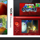 Super Mario Galaxy 3DS pack Box Art Cover