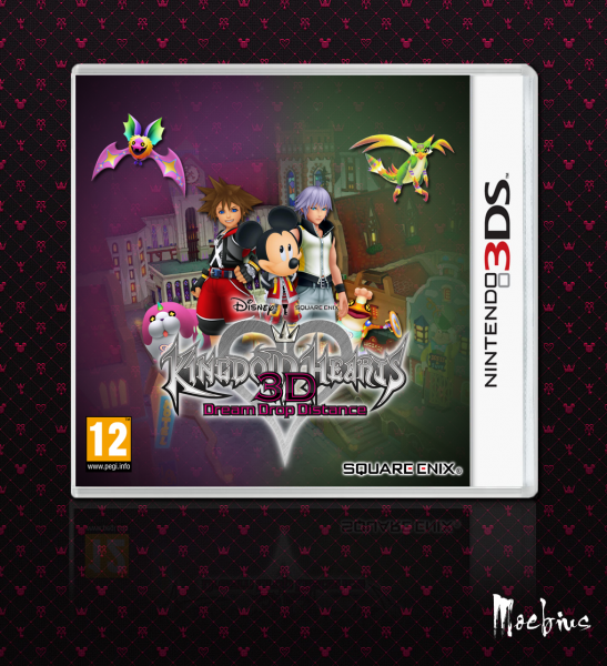 kingdom hearts 3d dream drop distance nintendo 3ds ign